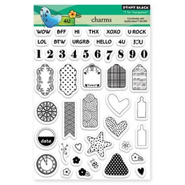 penny black 30-173 charms