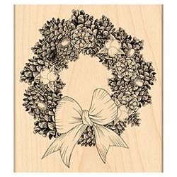 pine-wreath