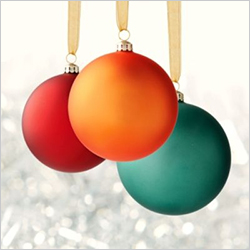 Ornament-Trio