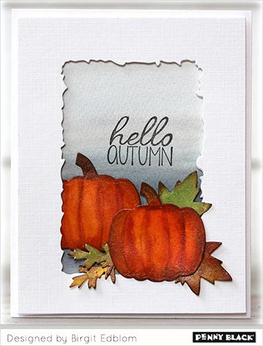 Antique Autumn | The Penny Black Blog