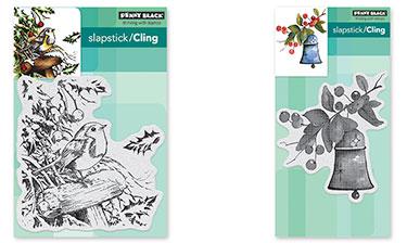 Penny Black Series Slapstick//Cling 40-552 Same Tree